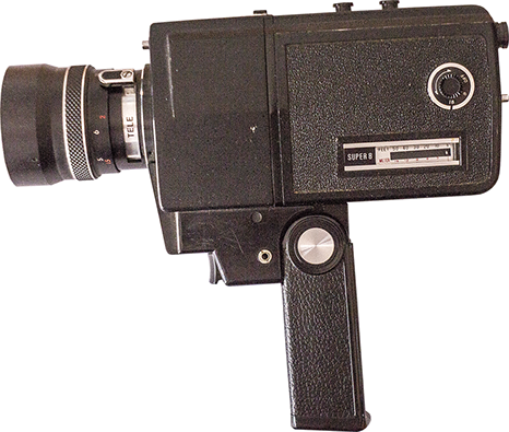 Kodak Super 8 Film Camera